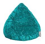 Sitting Point 28261 036 Sitzsack Fluffy XL smaragd