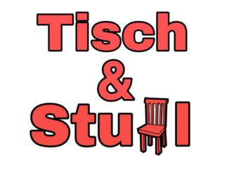 Tisch und Stuhl - Logo1